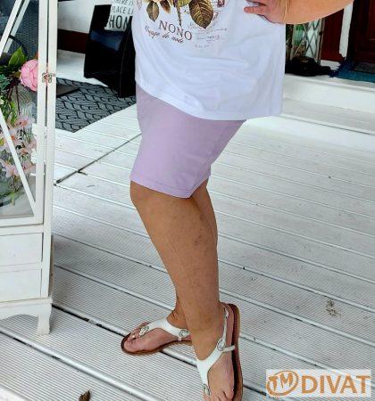Fashion by NONO - Louna orgona pamut szoknya