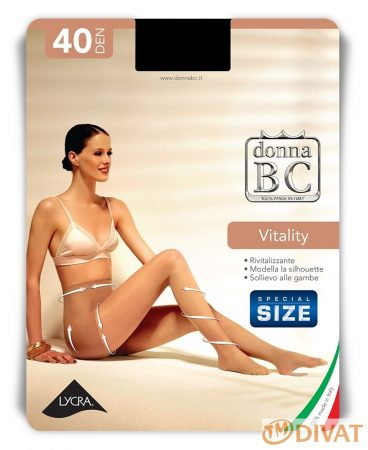 Vitality 40den Maxi alakformáló harisnyanadrág