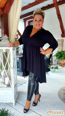 Fashion by NONO - Liza fekete ingruha