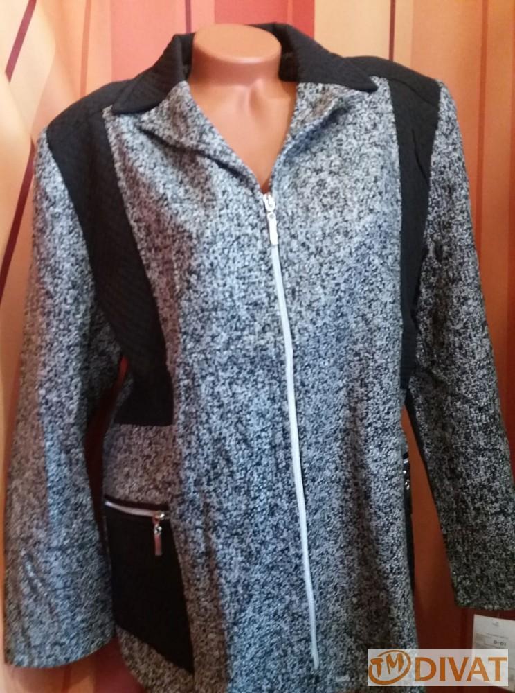 Ashley átmeneti kabát steppelt díszítéssel - TM DIVAT 518c1a0033
