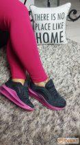 Fashion by NONO - Pink pamut hosszú sztreccs leggings